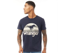 Horse T-Shirt Navy
