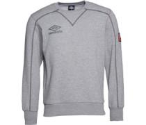 Herren Pro Goalkeeper Sweatshirt Grau