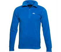 Junior Masonville 1/2 Zip Micro Fleece Electric Blue Fleece Electric Blue