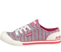 Damen Nantucket Jazzin Freizeit Schuhe Rosa