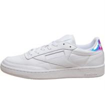 Herren Club C 85 RD Sneakers Weiß