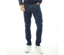 Glenn Felix AM 366 Jeans in Slim Passform Dunkel