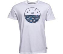 Bro Rotor T-Shirt Weiß