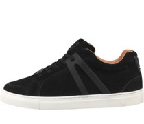 Herren Shaft Sneakers Schwarz