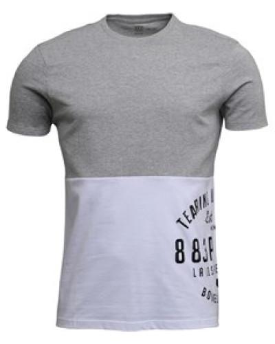 Barro T-Shirt Graumeliert