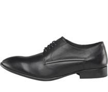 Herren Morse Schuhe Schwarz