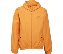 Lyle And Scott Jungen Kagoul Sunset Puffajacke Orange