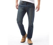 Feraud Herren  Jeans in regulär Passform Blastwash