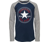 Jungen Chuck Patch Raglan T-Shirt Navy