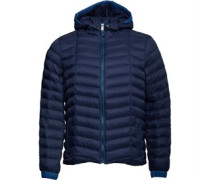 Mount Garfield Thermore Isolierte Puffajacke Navy