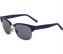 Sonnenbrille Dunkelblau