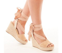 Shiloh Wedge Sandalen Hell