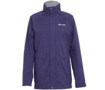 Damen Calisto AQ2 Waterproof Long Shell Performance Jacket Blau