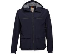 Timberland Herren Kibby Dryvent Mountain Bomber Sapphire Performance Jacket Rot
