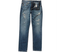 Levi's Mens 511 Slim Fit Jeans Blue Barnacle