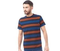 Herren Locas T-Shirt Navy