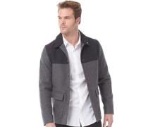 Herren Bauhaus Jacket Grau