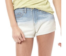 adidas Neo Womens Selina Gomez Denim Shorts Blue Denim