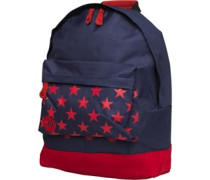 Classic Backpack Navy/Red