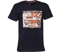 Herren Scooter T-Shirt Navy