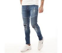 Solem 665 Jeans mit geradem Bein