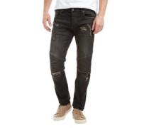 Herren Glenn Ryder Jos 465 Skinny Jeans Schwarz