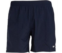 Solid Leisure 16 Inch Water Short Navy