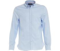 Mens Formal Oxford Shirt Light Blue