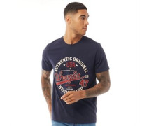 Americana T-Shirt Navy
