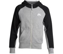 Nike SB Jungen Everette Graphic Full Kapuzentop Grau