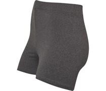 West Crop Baselayer Shorts Anthrazitmeliert