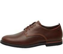 Herren Brook Park Oxford Schuhe Braun