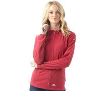 Damen Marathon Fleece Dunkelrosa