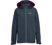 Berghaus Damen Thunder 2 Layer Gore-Tex Shell Performance Jacket Grau