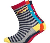 Original Penguin Jungen Pair MalibuChinese Socken Mehrfarbig