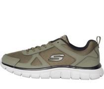 SKECHERS Track Scloric Sneakers Khaki