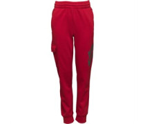 Jungen Everett Jogginghose Red