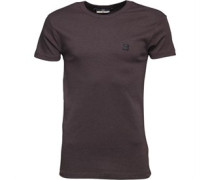 Herren Bond T-Shirt Anthrazit