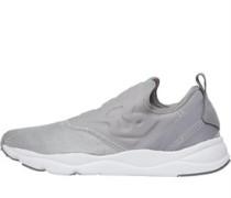 Damen Furylite Slip Contemporary Sneakers Hellgrau