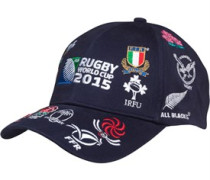 Canterbury 20 Nation Cap Navy