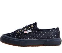 Mädchen 2750-DOTSSATINJ Freizeit Schuhe Navy