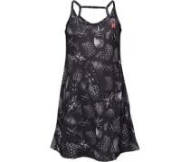 Hurley Junior Beachy Dress Black/White