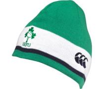 Canterbury IRFU Ireland Beanie IRFU Green