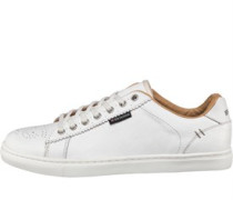 Ben Sherman Mens Tredegar Trainers Off White