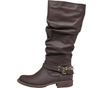 Board Angels Damen Stiefel Braun
