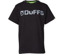 Duffs Jungen  T-Shirt Schwarz