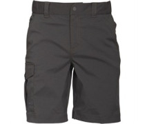 Herren Navigator Stretch DWR Cargo Shorts Anthrazit