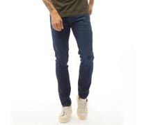 LUKE Jeans in Slim Passform Dunkel