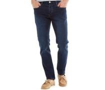 Herren Jobson Jeans in Slim Passform Indigo