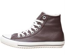 CT All Star Hi Street Sneakers Dunkelbraun